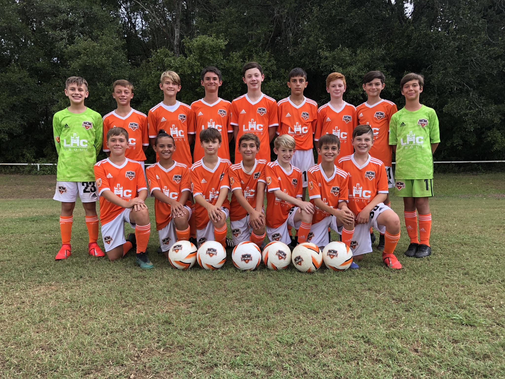 07 boys orange
