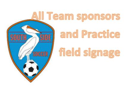 all team sponsors
