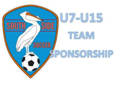 u7-u15 team sponsor